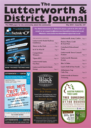 Lutterworth District Journal May Colour 2018